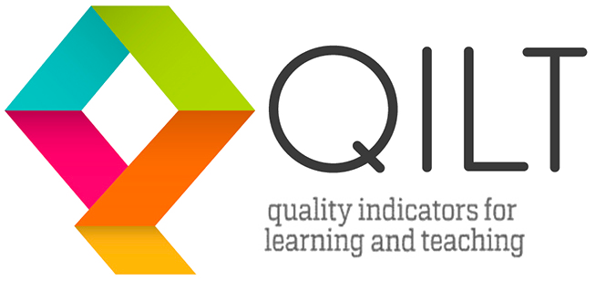 Quality Indicators for Learning and Teaching logo
