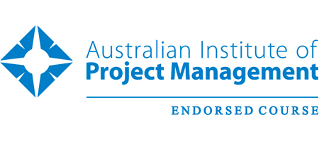 Australian Institute of Project Management logo.