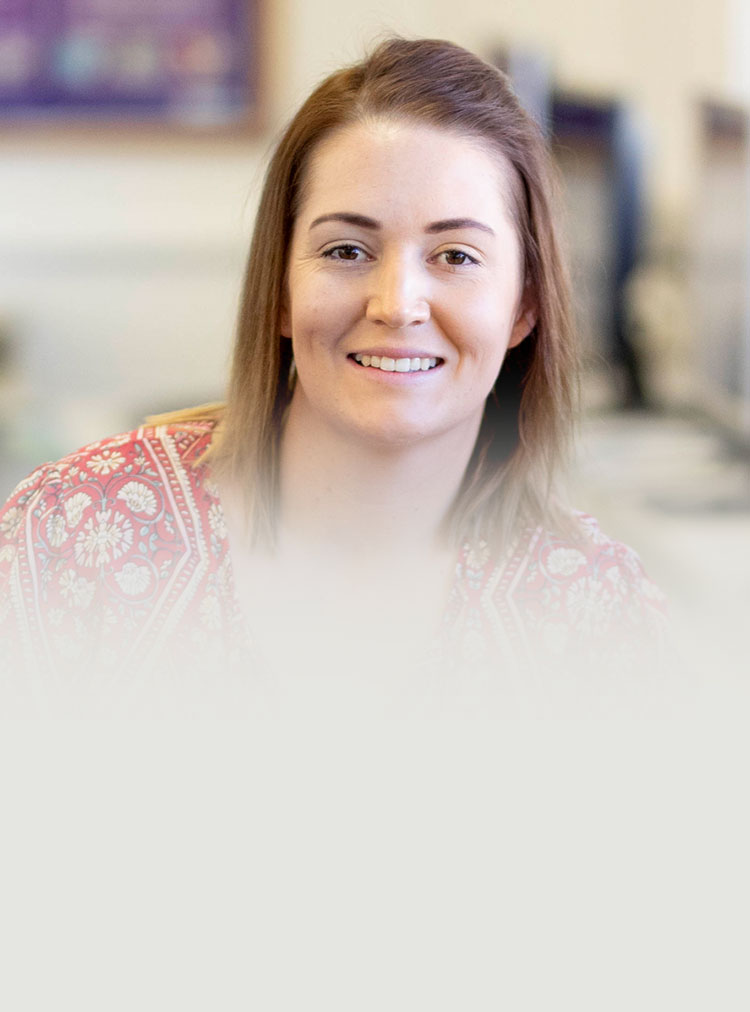 Southern Cross University Online Master of Education student Bethany.