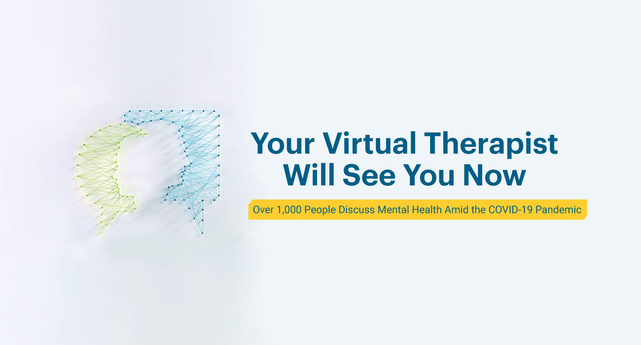 Your Virtual Therapist Will See You Now