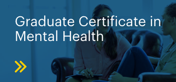 Graduate certificate in mental health