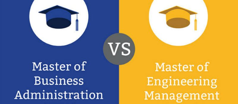 Master of Engineering Management vs. MBA