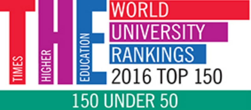 SCU ranks in top 150 young universities in the world