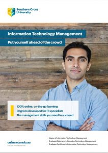 Master of IT Management Brochure