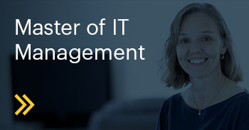 Master of IT Management Course
