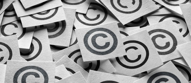 Copyright is part of Intellectual Property Law