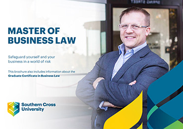 Master of Business Law Brochure